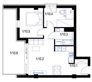 Mieszkanie10-parter-PrestigeAparts-Oswiecim