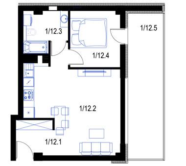 Mieszkanie12-parter-PrestigeAparts-Oswiecim