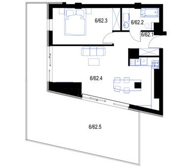 Mieszkanie62-pietro5-PrestigeAparts-Oswiecim